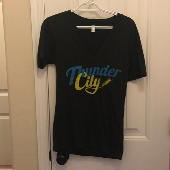 OKC thunder shirt
